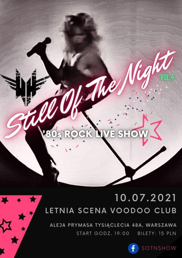 Still Of The Night vol.4 – Warszawa – Letnia Scena VooDoo / 10.07 /