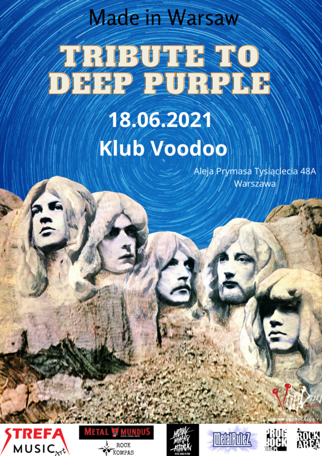 Made in Warsaw – Tribute to Deep Purple | edycja letnia / 18.06 /