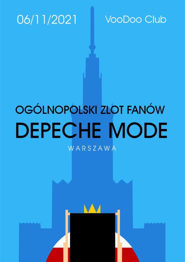 Ogólnopolski Zlot Fanów Depeche Mode – Warszawa / 06.11 /