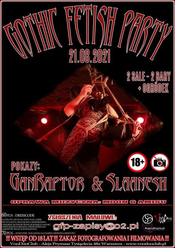 Gothic Fetish Party / 21.08 /