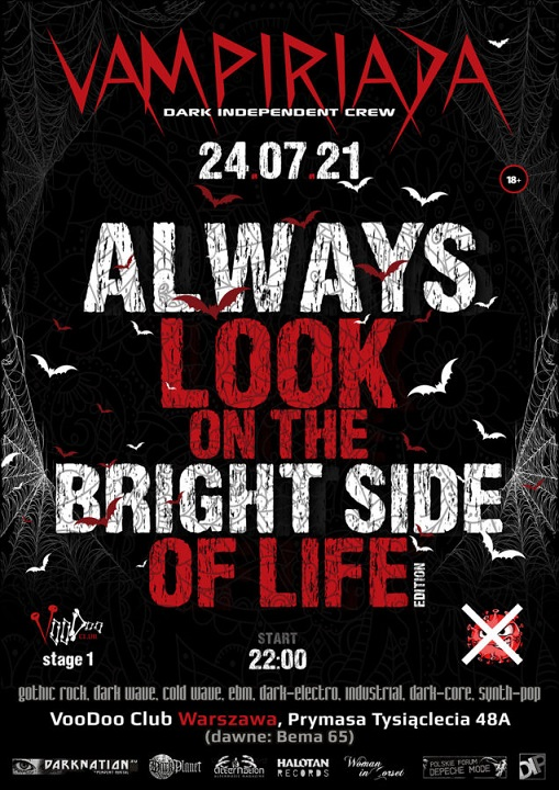 Vampiriada – Always Look on the Bright Side of Life! / 24.07 /