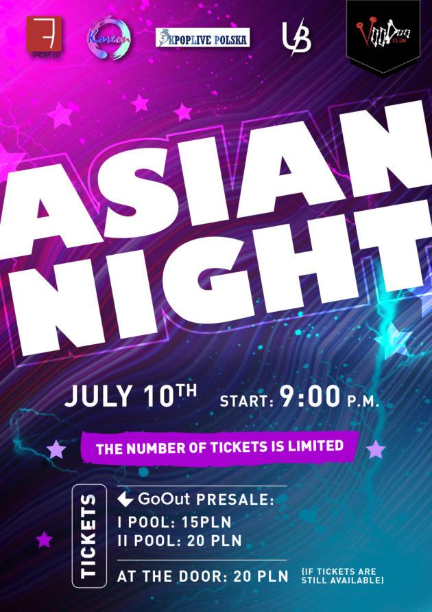 Asian Night at VooDoo Club / 10.07 /