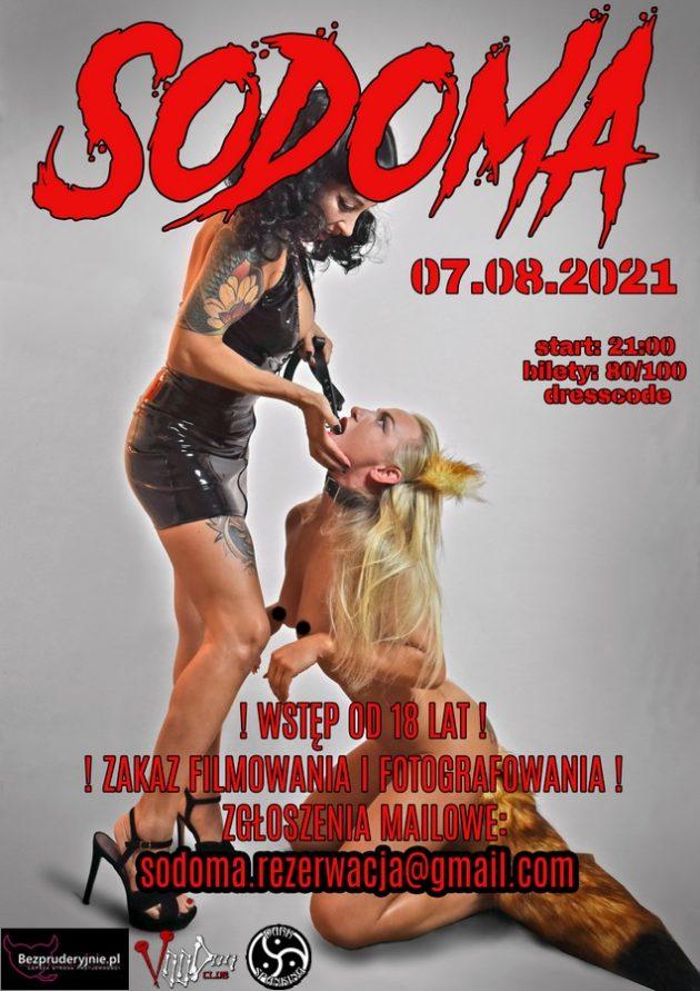 Sodoma vol.8 / 07.08 /