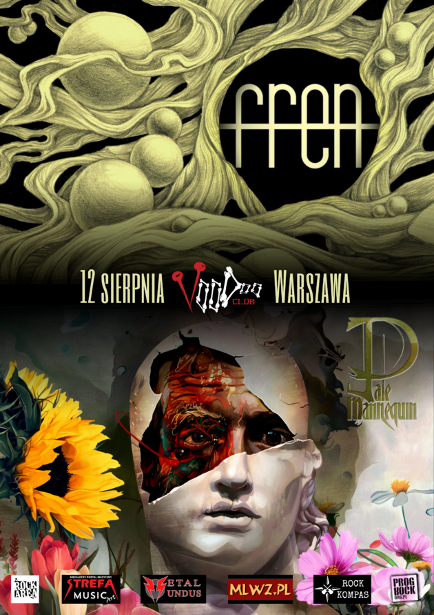 Fren (KRK) & Pale Mannequin (WWA) – Prog w VooDoo Club / 12.08 /